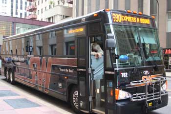 Southwest Transit bus
