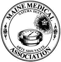 Maine Medical Association Logo