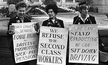 labor movement timeline