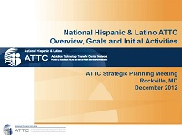 ATTC Strategic Planning Dec 12 image
