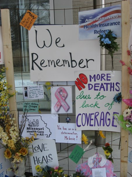 Health Care remembrance